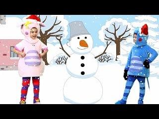 Песенки для детей - Новогодний сборник песен Кукутики