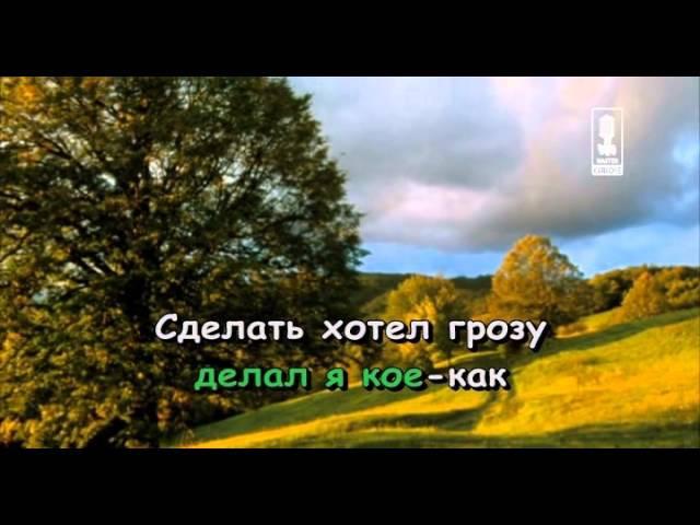 Караоке для детей Волшебник недоучка Пугачева А Из к ф Отважный Ширак