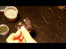 Расшивка бусинами в Анкарсе от Angela Gambka. Часть 1,0