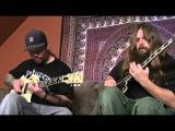 Lamb of God's Mark Morton &amp Willie Adler Rig demo with the Mesa RA-100 &amp Mark V