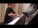 Ванда Дмитриева. Дети индиго. Ребенок играет на пианино