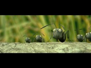 Мультик Букашки. Приключение в Долине муравьев мультфильм