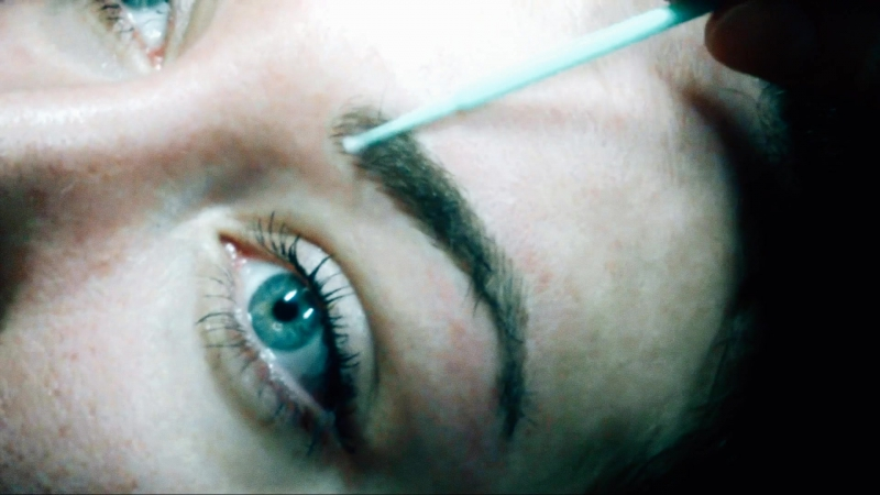 Микроблейдинг (ручная техника татуажа бровей)