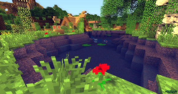 Minecraft как сделать летом