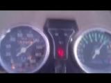 Мопед Альфа против Ямаха Р1 (moped Alpha VS Yamaha R1)