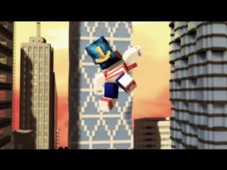 ♫ Legendary Griefer ♫ - A Minecraft Original Music Video_HD