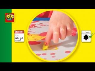 SES Creative Пальчиковые краски