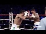 Golovkin vs Rosado highlights