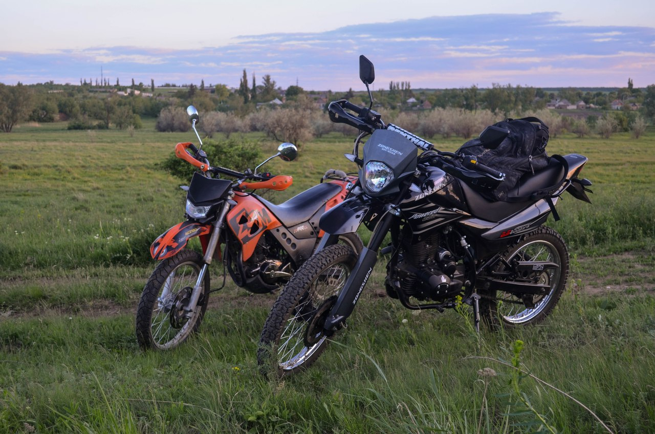 Интересные фото и видео мотоцикла Zongshen LZX 200 - Страница 3 NrFHaykqC_4