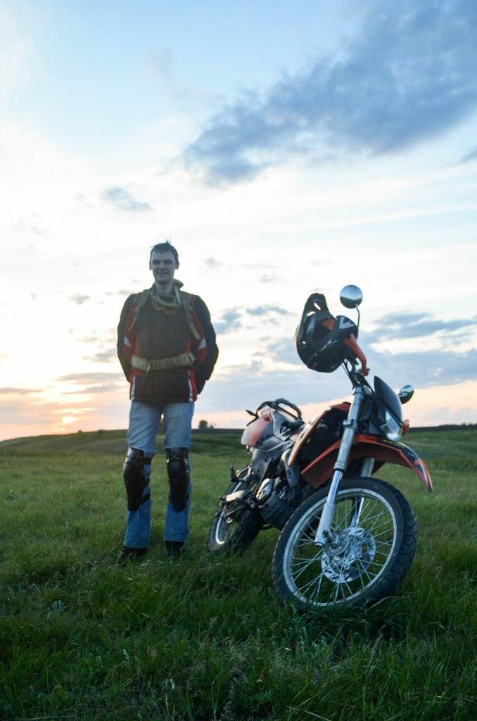Интересные фото и видео мотоцикла Zongshen LZX 200 - Страница 3 MnpxQaLlmIU