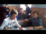 Как мальчики учат стих