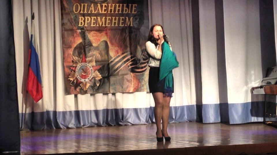 В Калуге прошел конкурс военно-патриотической песни