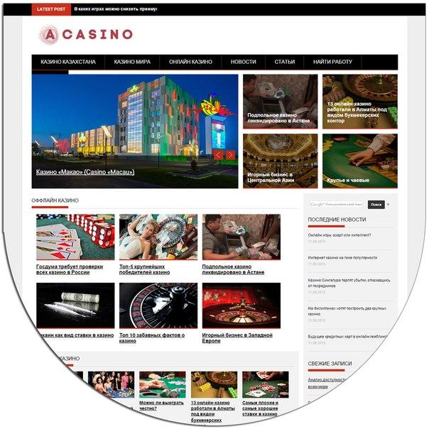 Создание онлайн-казино под ключ разработка интернет казино