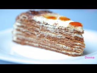 Торт медовый - приготовление - 720x540