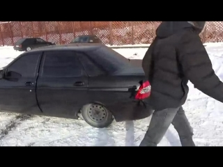 Мини Обзор Приора БПАН пневмо подвеска Жорик Ревазов Блог