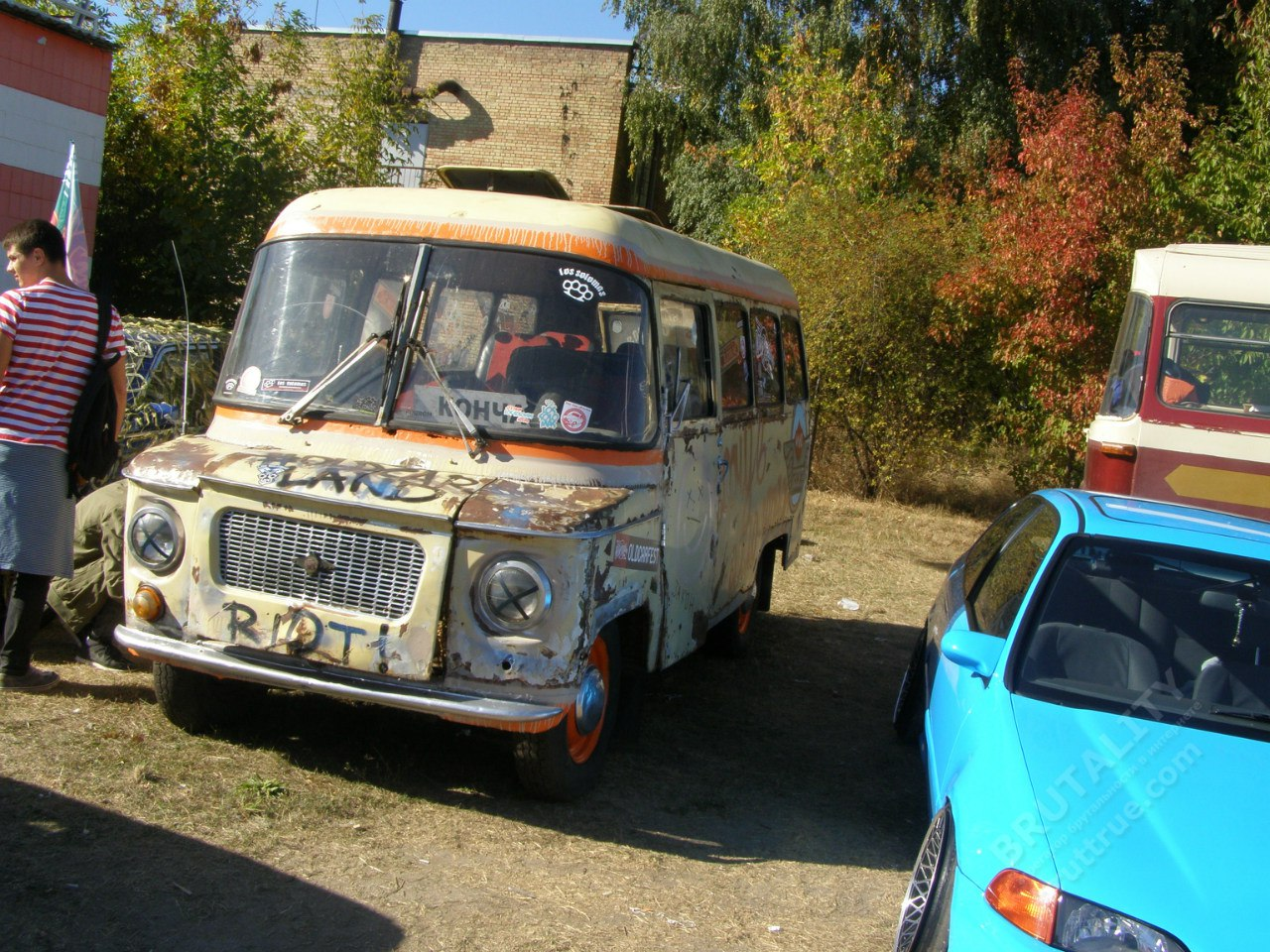 Old Car Land