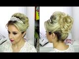 Penteado  Princesa ( Noiva) por Priscila Barbosa