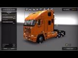 ETS2 Обзор мода Freightliner Argosy v1.22.2.8s и для[ATS 1.1.1.3s]