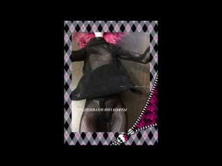 Как сшить одежду для кукол Монстер Хай. How to sew clothes for dolls monster high