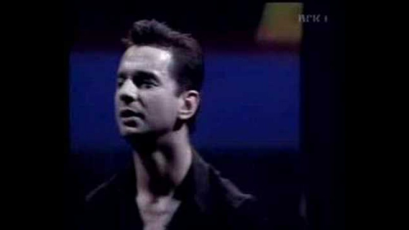 Depeche Mode - It's no good (Live in Germany)