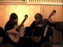 Баев Евг. Дуэт-соната № 2 (IIч).Baev Evg. duet-sonata № 2 (IIч).