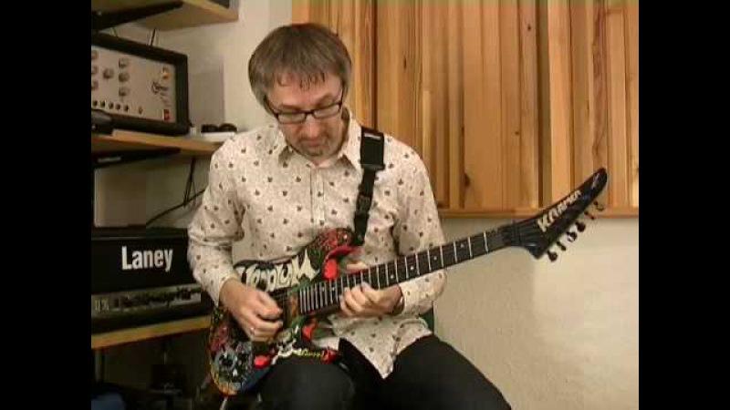 Jan Cyrka - In The End   JamTrackCentral.com