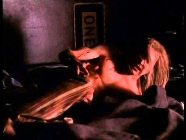 Сцена убийства Брэндона Ли