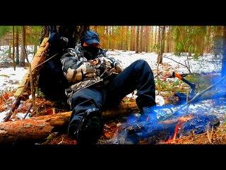 Медитация в лесуBushkraftSurvival in the forestFiskars X15