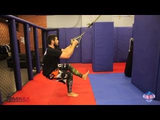 Тренировка ног с тренажером TRX: упражнения продвинутого уровня сложности
