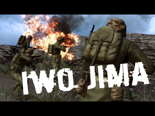 Experience Rising Storm - Iwo Jima