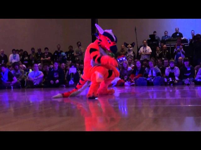 Midwest Furfest 2014 Dance Comp: 12 Tyzin