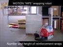 PKG Motion - Мобильный паллетоупаковщик | ТК Голден Пак
