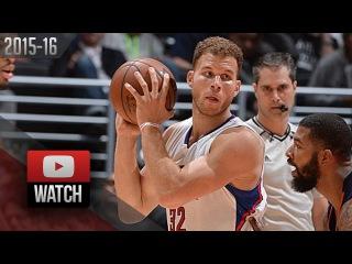 Blake Griffin Full Highlights vs Suns (2015.11.02) - 22 Pts, 10 Reb, SICK! #NBANews #NBA