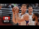 Blake Griffin Full Highlights vs Suns (2015.11.02) - 22 Pts, 10 Reb, SICK! #NBANews #NBA