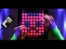 Siri vs Nev - Cats and Boots Beatbox Launchpad Pro Battle (Robert Clouth)