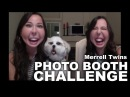 PHOTO BOOTH CHALLENGE - Merrell Twins