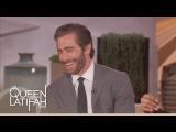 Jake Gyllenhaal, Most Popular Guy Around, on The Queen Latifah Show