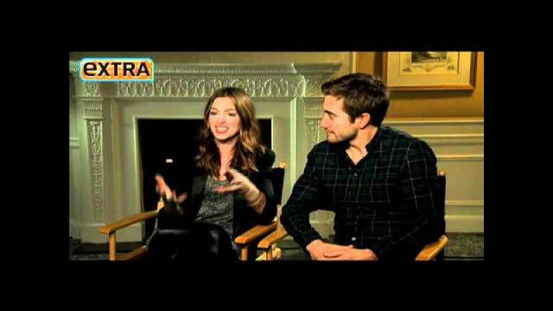 Jake Gyllenhaal and Anne Hathaway Make Headlines for Steamy Love Scenes