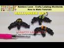 Летучая мышь из резинок Rainbow Loom Bands HALLOWEEN Vampire BAT vampier chauve souris der Vampir el murciélago