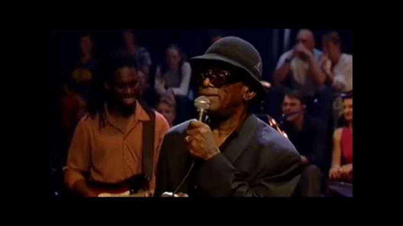 Leon Ware - I Want You (Live in Amsterdam, 2001)