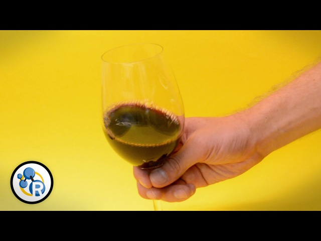 How to Save Smelly Wine - Chemistry Life Hacks
