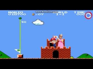 Каратель - Марио пародия