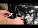 Регулировка тяги КПП STELS Guepard G800