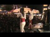 La Cachorra en la Noche Azul y Oro Expo Luque 2010 - Video de EsParaguay.tv 1de2