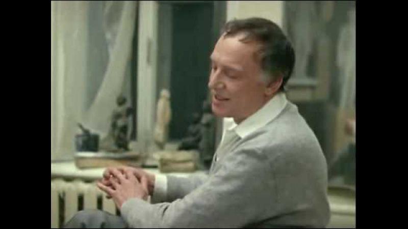 Я вас люблю...Пушкин в исп.И.Смоктуновского.flv