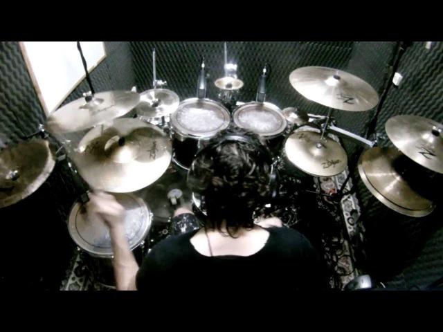 SLIPKNOT Drum Audition Video - DISASTERPIECE - Betto Cardoso