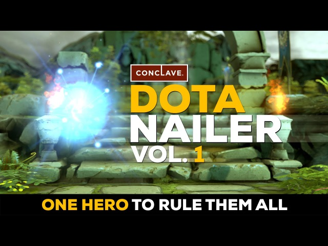 Dota Nailer vol. 1 — IO by 卷卷