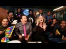 Jimmy Fallon Adele The Roots Sing Hello w Classroom Instruments