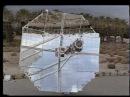 World Record Setting Solar Parabolic Dish Stirling System 1984