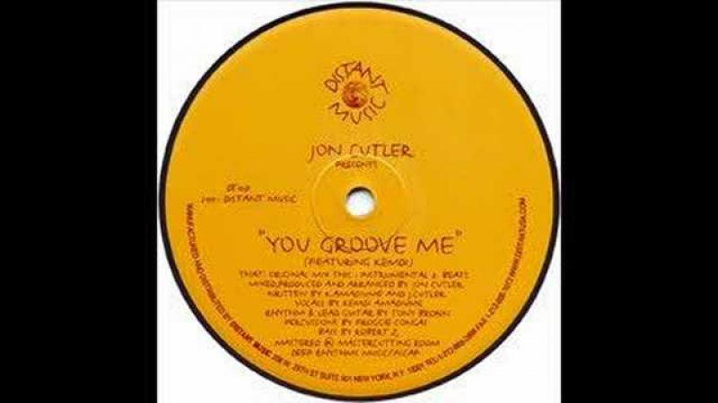Jon Cutler Kemdi - You Groove Me (Original Mix)